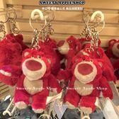 (現貨&樂園實拍) 香港迪士尼 樂園限定 玩具總動員 熊抱哥 掛勾 鑰匙圈 吊飾玩偶娃娃