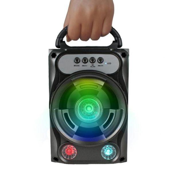 手提音響 廣場舞音響便攜小型迷你手提音箱戶外藍牙低音LJ9321『科炫3C』