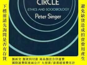 二手書博民逛書店The罕見Expanding CircleY364682 Peter Singer Oxford Univer