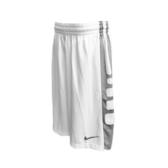 Nike AS Team BB Game Day Short [614446-110] 男 籃球 短褲 快乾 排汗 白黑