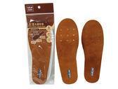 【好市吉居家生活】生活大師 UdiLife PR3807L 皮革乳膠鞋墊(L)