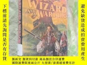 二手書博民逛書店A罕見Wizard and a Warlord (大32開,精裝