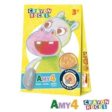 美國 Crayon Rocks 酷蠟石 - 小公主 艾咪 4色