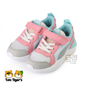 PUMA X-Ray AC Inf 白粉 魔鬼氈 運動鞋 小童鞋 NO.R5134