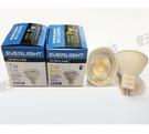 【燈王的店】億光LED照明 免驅動投射燈泡 黃光/白光 全電壓 取代50W鹵素燈泡 MR16-7W -AC-E