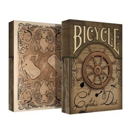 【USPCC 撲克】Bicycle SEVEN SEAS Captains Deck Playing Cards