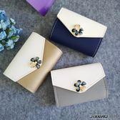 韓版零錢包鑰匙包女式多功能錢包