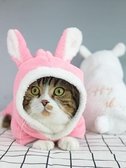 貓咪狗狗衣服四腳秋季防掉毛秋冬裝加厚可愛幼貓泰迪小奶貓貓寵物 星河光年