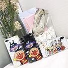 【SZ33】iPhoneX手機殼 日系麵...