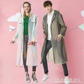 成人雨衣訂製LOGO大碼戶外徒步旅遊男女式防水登山垂釣雨披 『CR水晶鞋坊』