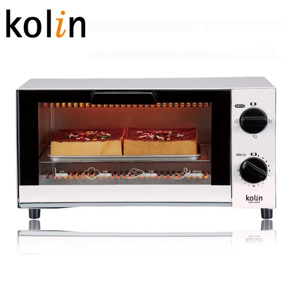 Kolin歌林6L雙旋鈕電烤箱 KBO-LN066~預計5月10日到貨