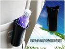 【車內用雨傘桶】多功能汽車載懸掛式雨傘筒 可夾式置物筒 可掛式摺疊傘收納筒 三折傘