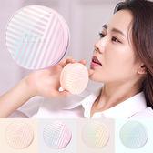 韓國 MISSHA 超服貼水光肌網狀氣墊粉餅 紫色保濕款(14g)【庫奇小舖】