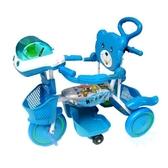 【MIT 精選童車】三輪車系列 - 音樂手控三輪車 8029C