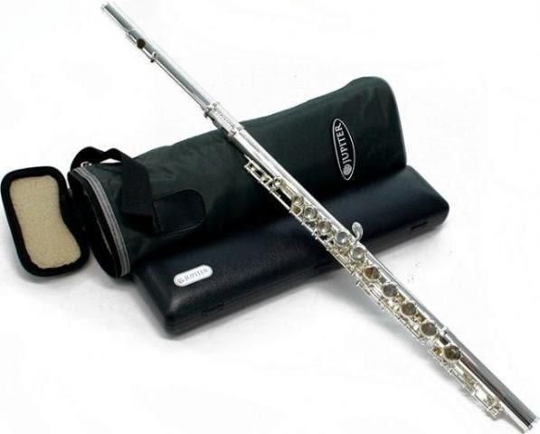 【金聲樂器】JUPITER JFL-511ES 閉孔式E鍵長笛 曲列閉孔式E鍵長笛