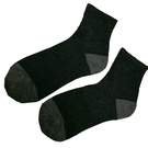 LOVIN 台灣製舒適毛巾底中性1/2氣墊運動襪6雙(XXL加大尺碼)