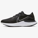 Nike Renew Run GS 女鞋 大童 慢跑 網布 透氣 避震 黑【運動世界】CT1430-091