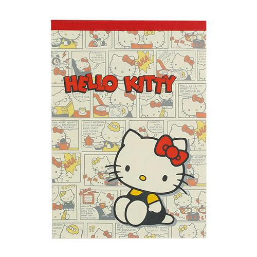 《Sanrio》HELLO KITTY復古系列A6便條紙(生活漫畫) 38473A