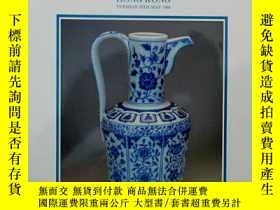 二手書博民逛書店【包罕見】Important Chinese Ceramics,