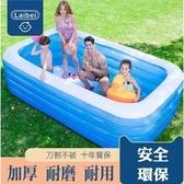 【快速出貨】遊泳池 加厚刀割不破 家用充氣 折疊游泳桶 成人家庭小孩水池 充氣水桶 降溫必備