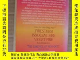 二手書博民逛書店The罕見Fires of ParadiseY85718 Bre
