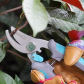 美樂棵剪枝剪家庭園藝種植工具園林果樹綠籬月季枝條修剪剪刀省力