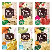 日本 Mirai fruits 未來果實水果乾(6款可選)