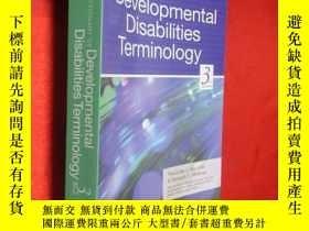 二手書博民逛書店Dictionary罕見of Developmental Dis