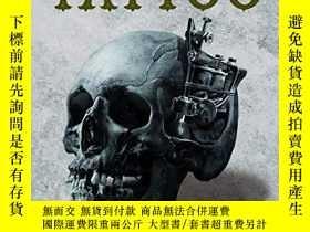 二手書博民逛書店Anyone罕見Can TattooY360448 Henry Anglas Arte Tattoo Book