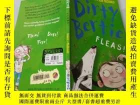 二手書博民逛書店Dirty罕見Bertie:Fleas 骯臟的伯蒂: 蚤Y200392
