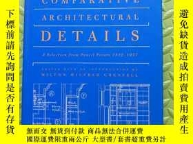 二手書博民逛書店Comparative罕見Architectural Details: A Selection from Penc