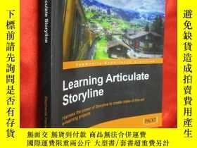 二手書博民逛書店Learning罕見Articulate Storyline 【