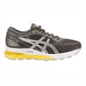 Asics GEL-Nimbus 21 [1012A156-021] 女鞋 運動 慢跑 健走 休閒 緩衝 亞瑟士 灰銀