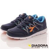DIADORA-潮流慢跑鞋-DA7AMR5586-藍-男段-0