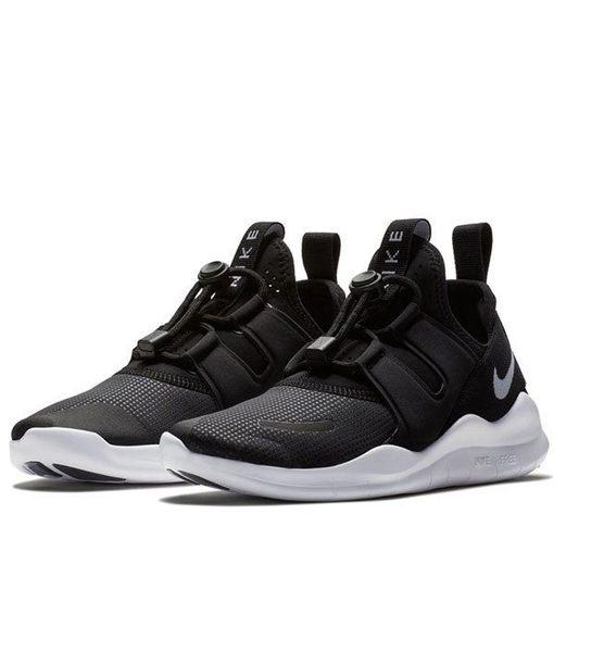 NIKE WMNS NIKE FREE RN CMTR 2018 黑色慢跑鞋運動鞋女款 NO.AA1621001
