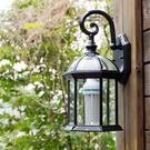 外墻壁燈戶外大門口別墅簡約北歐防水室外燈