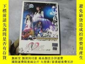 二手書博民逛書店夢幻遊園地罕見王心凌 演唱會 DVD (光盤編號2112)Y32