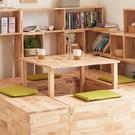 ‧堅固耐用。 ‧可當臨時餐桌或書桌使用。 ‧內置收納空間。
