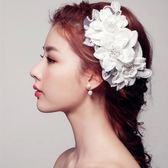 髮箍鑲鑽-韓版清新氣質花朵生日情人節禮物女頭飾73ex11【時尚巴黎】