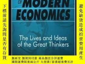 二手書博民逛書店The罕見Making Of Modern EconomicsY256260 Mark Skousen Rou