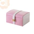 【Aguchi 亞古奇】禮物甜心珠寶盒 (春舞天使系列)☆手工精品時尚設計珠寶盒/戒盒/耳環盒☆