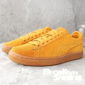 Puma Suede Classic Pincord 土黃色 麂皮 焦底  男女 情侶鞋 (布魯克林) 2018/9月 36623503