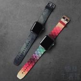 適用于iwatch 1/2/3/4代硅膠運動蘋果手錶替換錶帶【極簡生活】