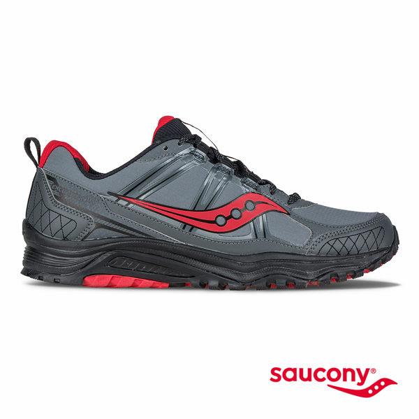 SAUCONY防潑水越野鞋