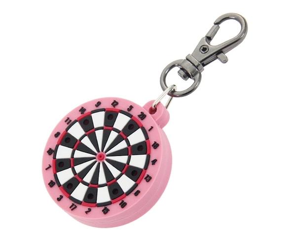 【TRiNiDAD】DartsBoard Style Tip Holder Pink 飛鏢配件 DARTS