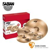 "SABIAN B8X 5片套裝銅鈸 PERFORMANCE SET +14 贈14""  Thin Crash"