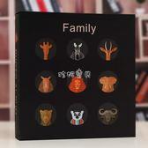 相薄 相冊 影集本插頁式家庭相薄1200張大容量5寸6寸7810寸一本裝過塑 珍妮寶貝