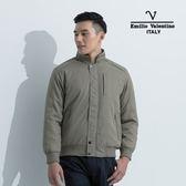 Emilio Valentino 范倫鐵諾 紳士鋪棉保暖外套(駝色)