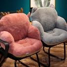 坐墊靠墊一體辦公室久坐靠椅學生凳子屁墊座椅墊腰靠護腰椅子靠背 ATF 夏季狂歡
