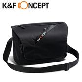 【K&F Concept】自由者 專業攝影單眼相機斜背包 斜側包(KF13.091)